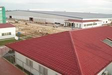 Dự Án Green Field Brewery - Myanmar 2014